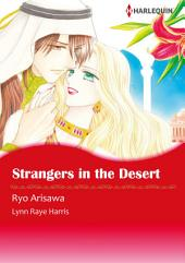 Strangers in the Desert: Harlequin Comics