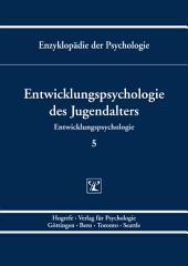 Themenbereich C: Theorie und Forschung / Entwicklungspsychologie / Entwicklungspsychologie des Jugendalters
