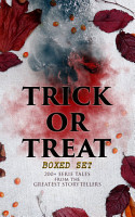 TRICK OR TREAT Boxed Set  200  Eerie Tales from the Greatest Storytellers PDF