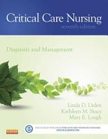 Critical Care Nursing   E Book PDF