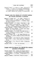 Archives des sciences physiques et naturelles: Volume31