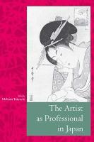 The Artist as Professional in Japan PDF