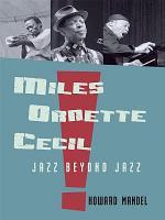Miles  Ornette  Cecil PDF