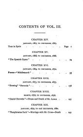 George Eliot's Life as Related in Her Letters and Journals: Volume 3