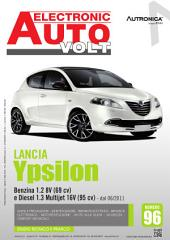 Manuale di elettronica Lancia Ypsilon: 1.2 8V (69 cv) e 1.3 Multijet (95 cv) - EAV96