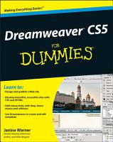 Dreamweaver CS5 For Dummies PDF