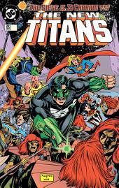 The New Titans (1984-) #125
