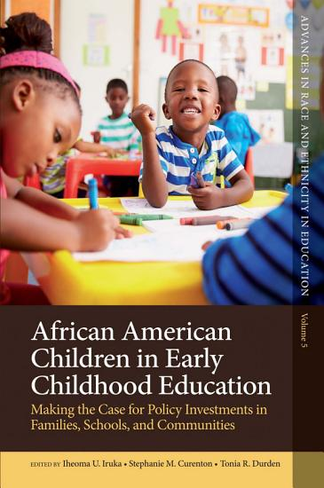 African American Children in Early Childhood Education PDF