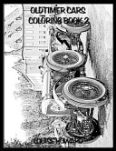 Oldtimer Cars Coloring Book 2