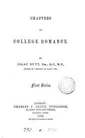 Chapters of college romance