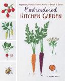 Embroidered Kitchen Garden PDF