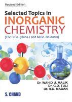 Selected Topics in Inorganic Chemistry PDF