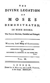 The Divine Legation of Moses Demonstrated