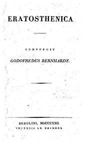 Eratosthenica
