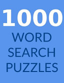 1000 Word Search Puzzles