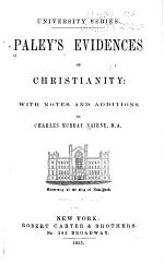 Paley's Evidences of Christianity