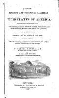 A Complete Descriptive and Statistical Gazetteer of the United States of America PDF