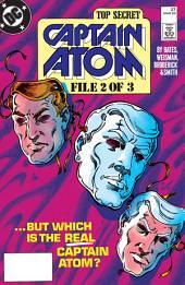 Captain Atom (1986-) #27