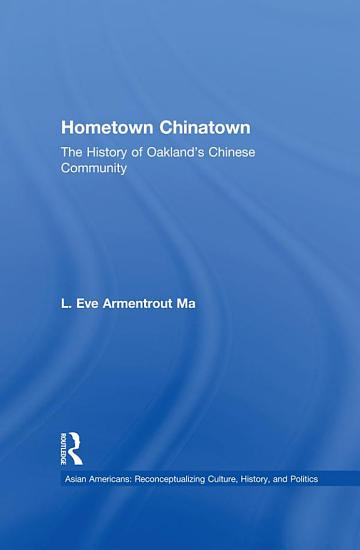 Hometown Chinatown PDF