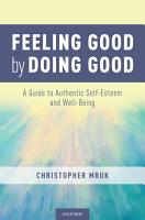 Feeling Good by Doing Good PDF
