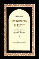 Ibn Khald  n in Egypt