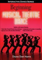 Beginning Musical Theatre Dance PDF
