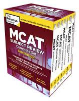 Princeton Review MCAT Subject Review Complete Box Set PDF