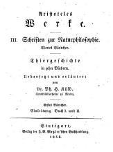 Aristoteles Werke PDF