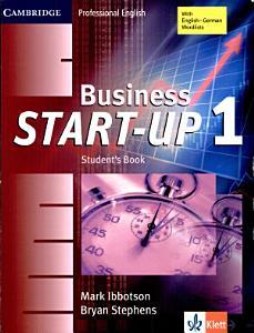 Business Start Up 1 Student s Book Klett Edition PDF