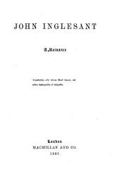 John Inglesant: A Romance