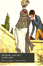 Die Mode: 1790-1817. 3 Aufl., 1920