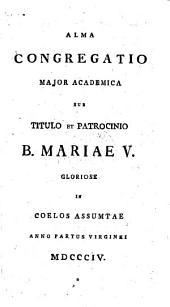 Evangelium recundum Joannem. Actus apostolorum Epistola B. Pauli ad Romanos. Salisburgi, Typis Duyleanis 1804