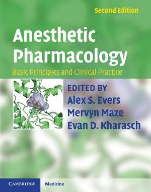 Anesthetic Pharmacology PDF