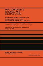 Wide Components in Double and Multiple Stars
