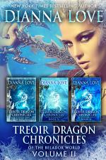 Treoir Dragon Chronicles of the Belador(TM) World: Volume II, Books 7-9