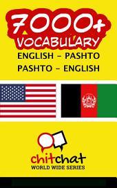 7000+ English - Pashto Pashto - English Vocabulary