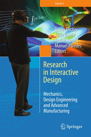 Research in Interactive Design  Vol  4