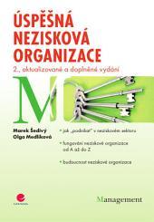 Úspěšná nezisková organizace: 2., aktualizované a doplněné vydání