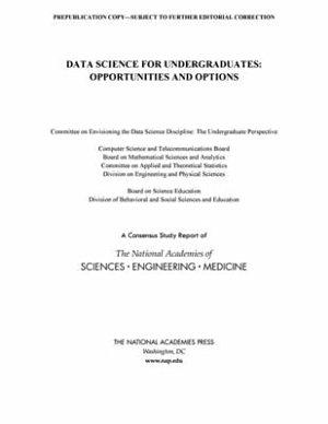 Data Science for Undergraduates