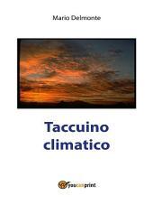 Taccuino Climatico