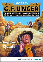 G. F. Unger Sonder-Edition - Folge 096: Jagd auf Quade
