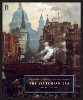 The Broadview Anthology of British Literature  Volume 5  The Victorian Era     Third Edition PDF