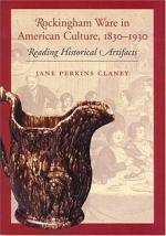 Rockingham Ware in American Culture, 1830-1930