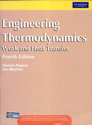 Engineering Thermodynamics  Work and Heat Transfer PDF