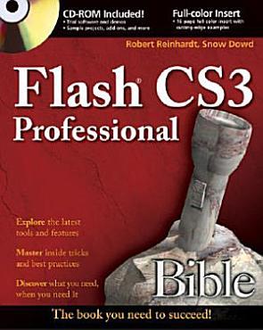 Adobe Flash CS3 Professional Bible PDF