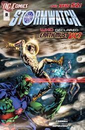 Stormwatch (2012-) #3