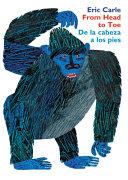From Head to Toe de la Cabeza a Los Pies Board Book