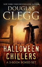 Halloween Chillers: A 3-Book Box Set, including The Halloween Man, The Nightmare Chronicles, and The Words