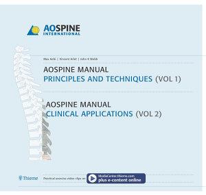 AO Spine Manual  Books and DVD PDF