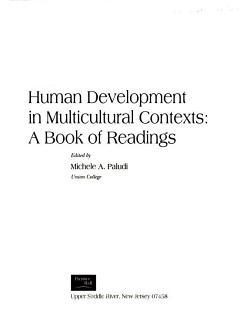 Human Development in Multicultural Contexts PDF